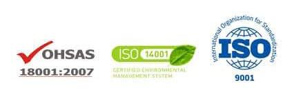 ISO certifikat elektromotory