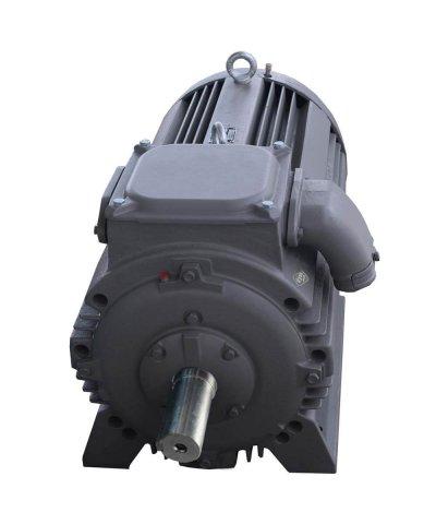 krúžkový elektromotor P-žeriavový