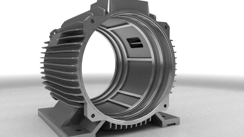 elektromotor stator 5.5kw