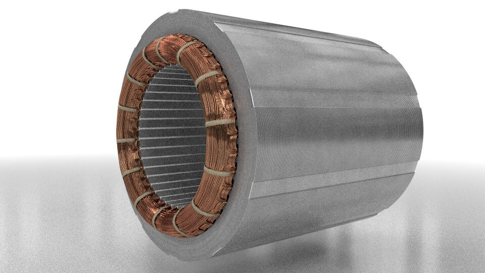 elektromotory statorové plechy 15kw