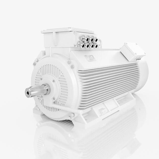 Compact series LV asynchronous motors VYBO Electric