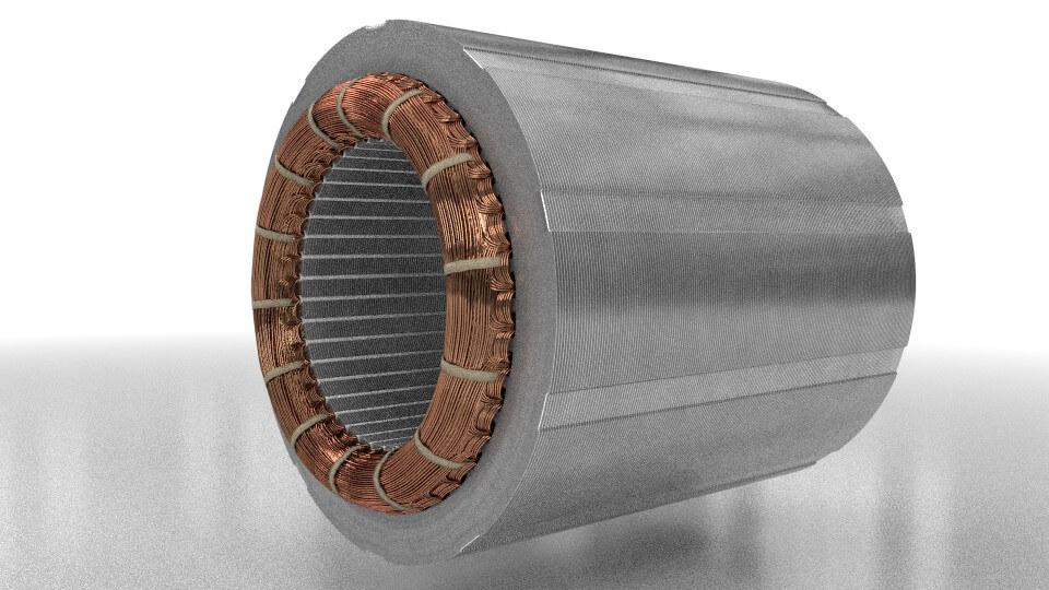 elektromotory statorové plechy 132kw