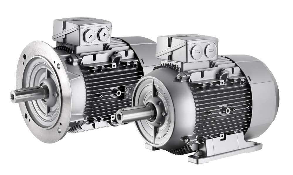Elektromotor Siemens 1la7113 2aa 4kw 2905ot