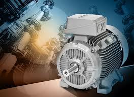 Elektromotory Siemens 2800 ot. min-1