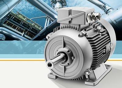 Elektromotory Siemens 900 ot. min. -1