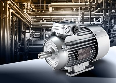 Elektromotory Siemens 700 ot. min. -1