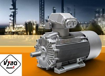 Elektromotory 1MJ6,1MJ7 - II 2G Ex de(d)IICT4,