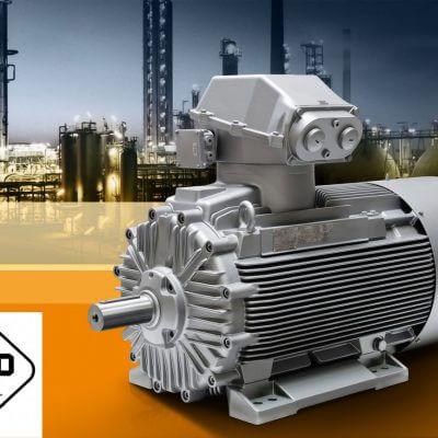 baner elektro motory Siemens 1MJ7