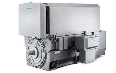 elektromotor VN 630kW