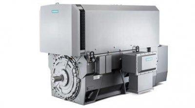 H compact elektro motor 800 kW