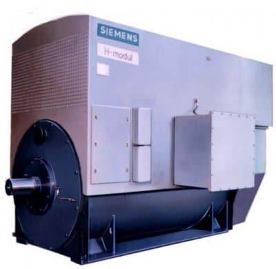elektro motor 2000 kW 6000V