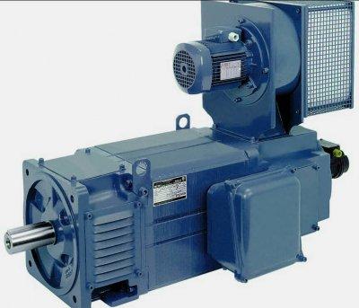 DC elektro motor na jednosmerny prud