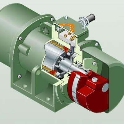 Vibromotory - vibračné elektromotory