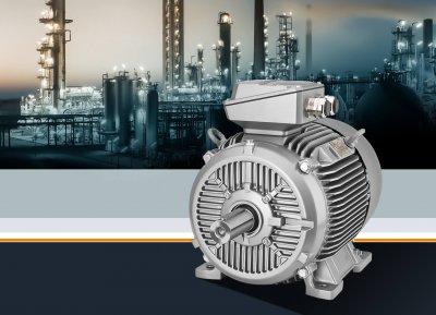 Elektromotory Siemens so zvýšeným výkonom