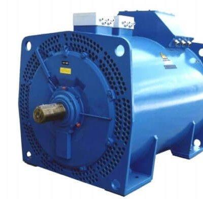 800 kW elektro motor ARN 4 polovy