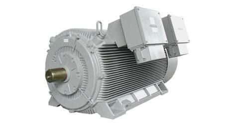 Krúžkové elektromotory 55kW až 900kW skladom
