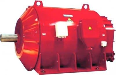 225kW krúžkový elektromotor vn