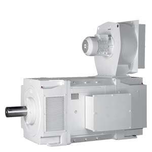 DC elektro motor