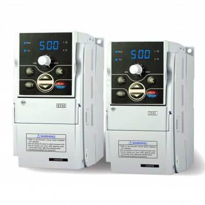 Frekvenčné meniče E550 - 230V