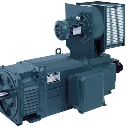 DC elektromotor 160 kW