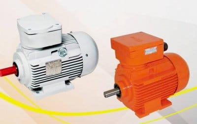 elektromotor BARTEC ATEX
