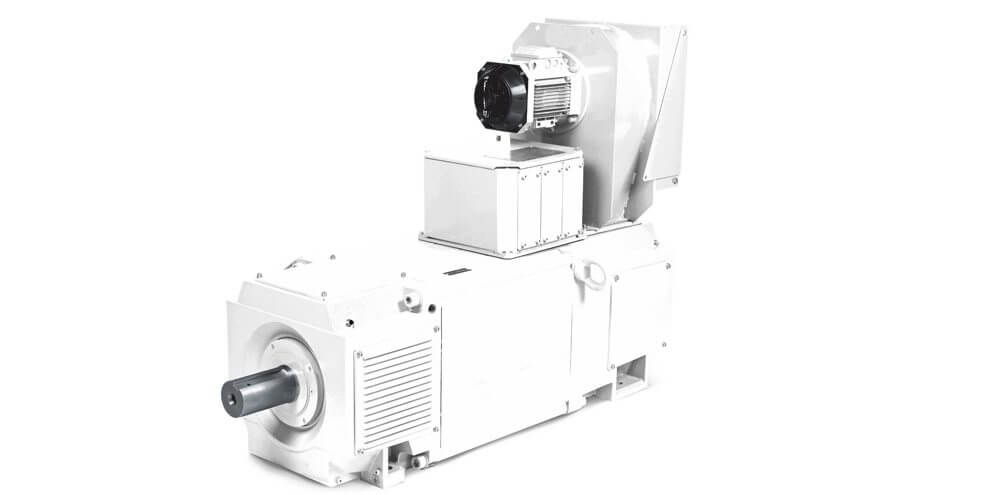 DC elektro motory