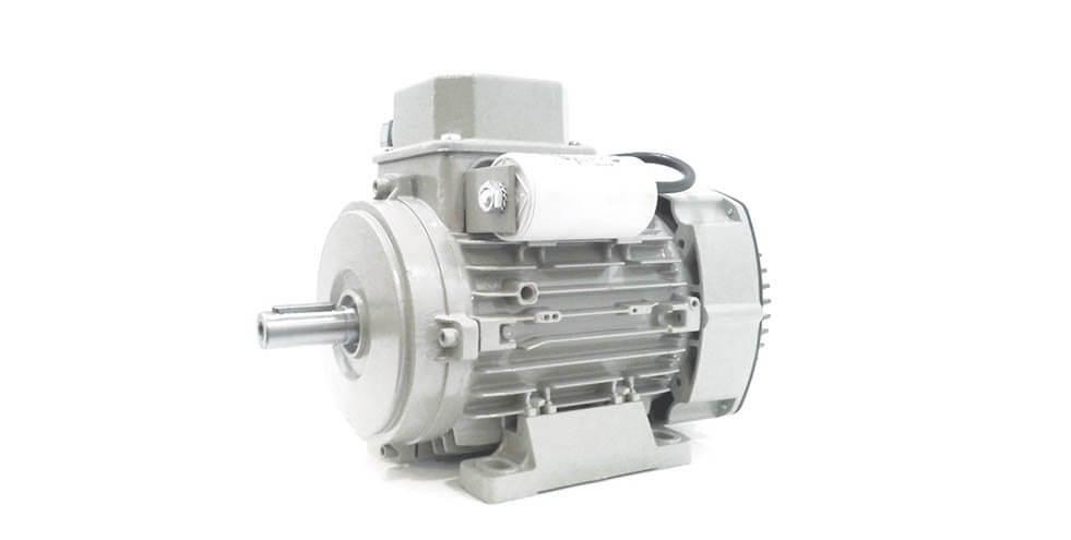 1-Fázové elektromotory