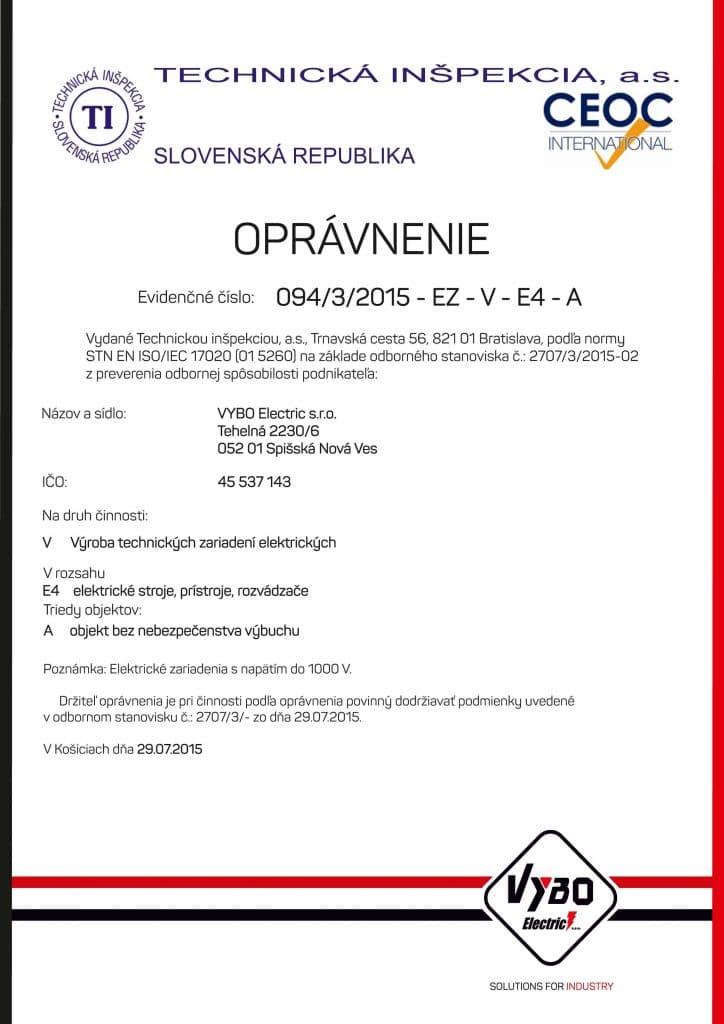 oprávnenie_Vybo_electric.cdr
