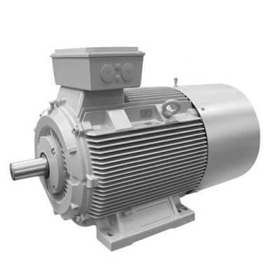 Elektromotory Siemens IE2