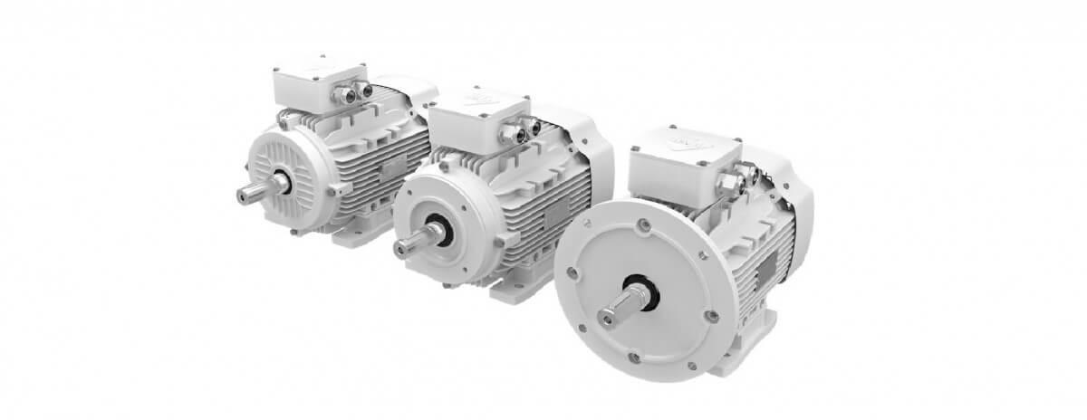 Elektromotory štandardné 3-fázové