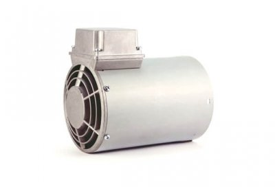 externe chladenie elektromotor