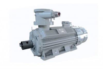 Elektromotor Exd IIC T4