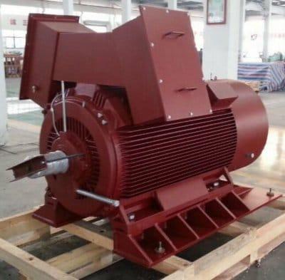 elektromotor H17R 630kW