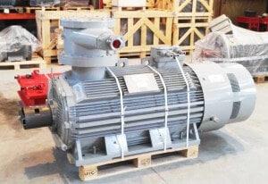 Elektromotor H17R-OR ExdIICT4 315kW