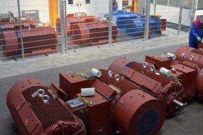 montáž elektro motory