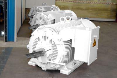 elektromotory H17R 500kW