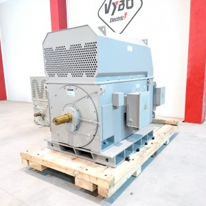 800kW slip ring motor
