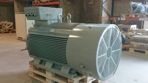 VFD duty motor 690V