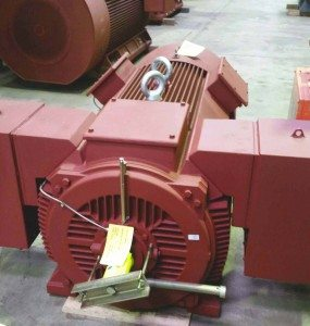 Elektromotor 200kW