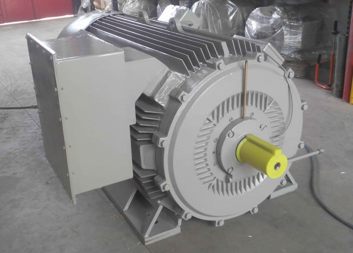 Elektromotor 900kW