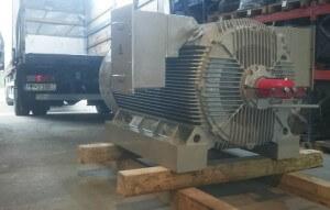 Elektromotor H17R630Z4 1300kW