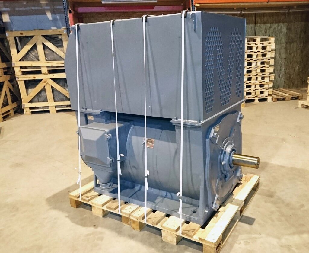 Electric motor 500kW