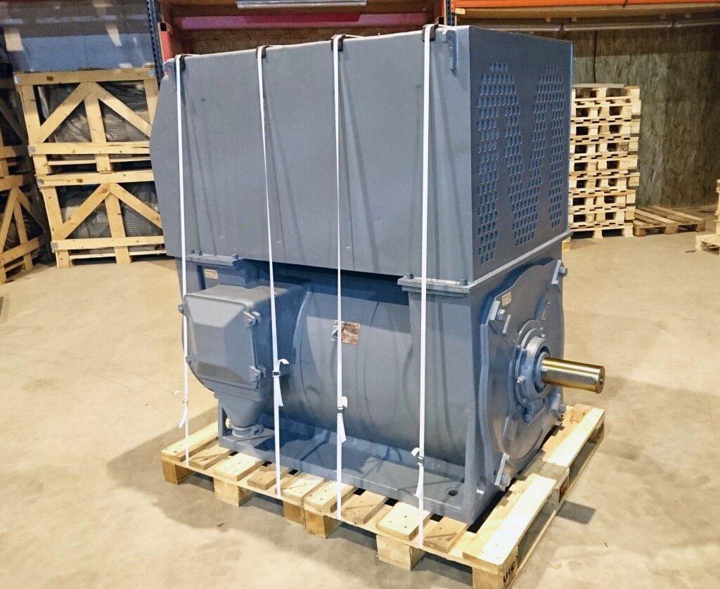 Elektromotor H27R-400-04 450kW