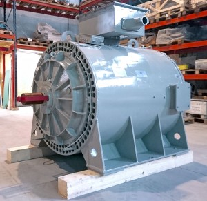 high voltage motor 1000kW