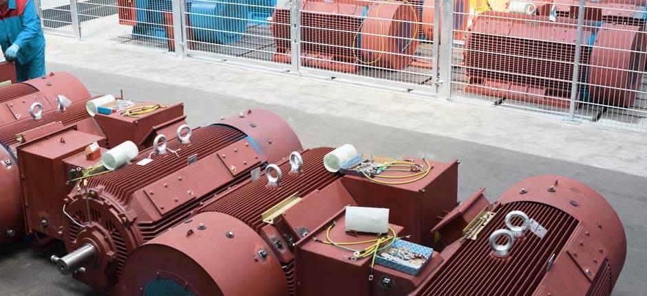 Elektromotory prvotriednej kvality