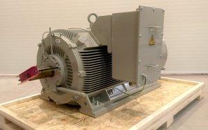 Elektromotor 400kW