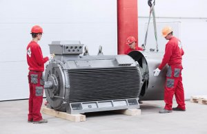 1500kW electric motor IC416