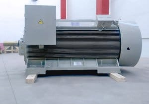 Electric motor 2400kW