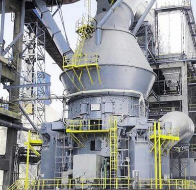 cementáreň elektromotor