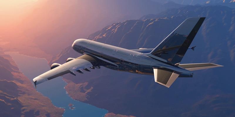 letecká doprava vybo electric